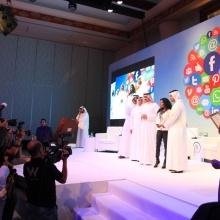 2016 Dubai International Art Symposium. Awards under the Patronage of HH Sheikh Juma bin Maktoum  Al Maktoum, Atlantis Dubai