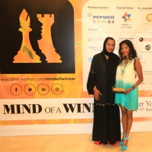 With Director of EW Sara Mohamad Managing Partner