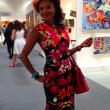 2014 World art Dubai