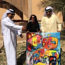 2016 Ahmed saleh al yafei and Khalil Abdulwahid Liwa Abu Dhabi